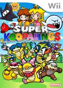 Koopalings Super Mario Games