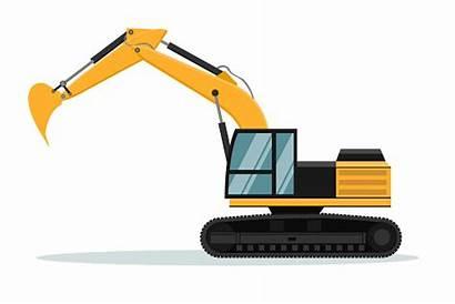 Caterpillar Excavator Heavy Lourdes Machines Excavatrice Schwere