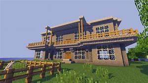 Minecraft Modernes Haus Zum Nachbauen Die Neuesten