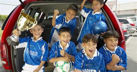 social benefits  childrens team sports livestrongcom