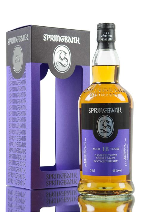 Springbank Year Old Second Edition