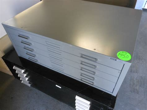 flat files roll files plan racks hoppers