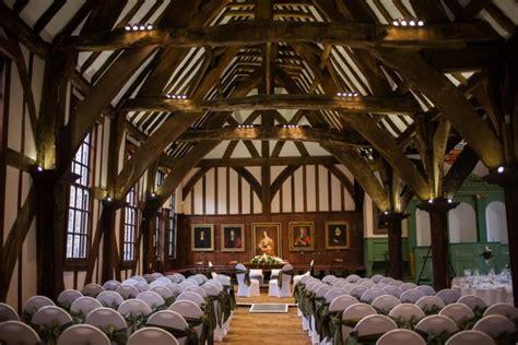 merchant adventurers hall york wedding venues