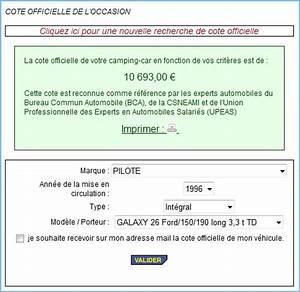 Calculer L Argus D Un Camping Car : acheter son camping car d 39 occasion 3 le prix ~ Gottalentnigeria.com Avis de Voitures