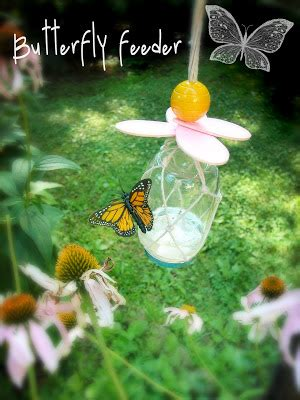 diy butterfly feeder diy home sweet home 9 must do gardening projects