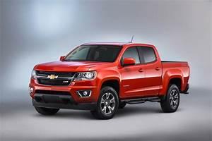 2016 Chevrolet Colorado GM Authority
