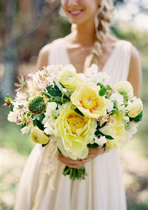Peony Ranunculus And Honeysuckle Floral Spark Wedding