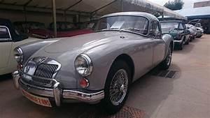 Mg A Vendre : voiture mg mga occasion de 1960 pour 29960 ~ Maxctalentgroup.com Avis de Voitures