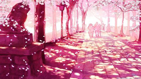 Anime Cherry Blossom Wallpaper - japanese cherry blossom wallpaper 1920x1080 59 images