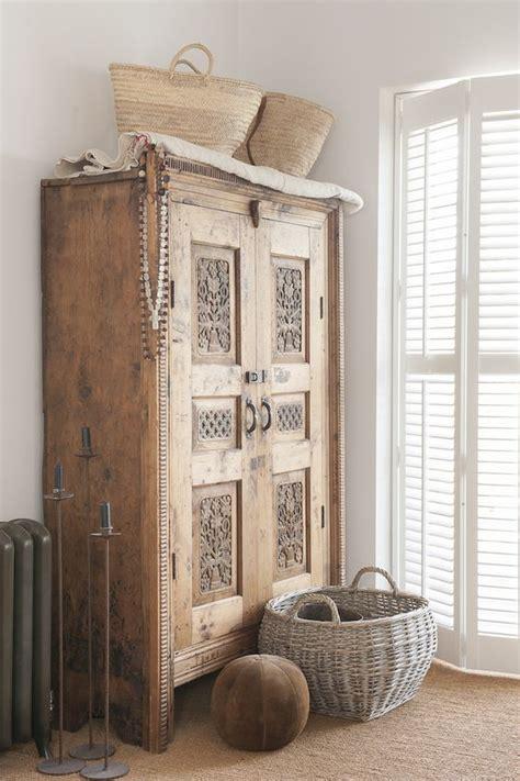 des armoires de style  idees pour les mettre en valeur