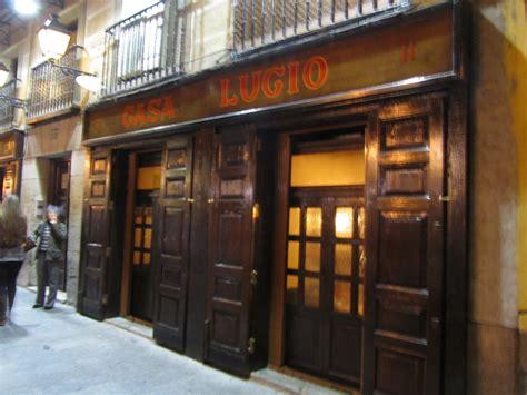 casa cuisine el landó casa lucio restaurant madrid klassik magazine