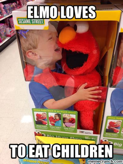 Elmo Meme - elmo