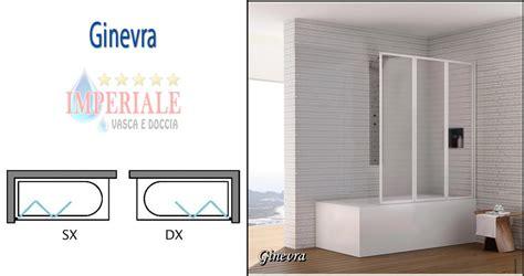 Paratia Per Vasca Da Bagno by Box Doccia Sopravasca Ginevra