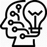 Learning Intelligent Education Icon Process Mind Creative
