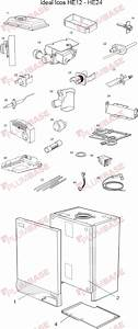 Ideal Icos Boiler Replacement Parts