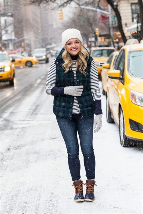 Get Outside Winter Boots to Amp Up Your Winter Outfits - ADORENESS
