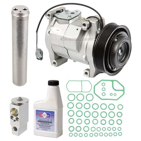 2004 Honda Accord A/C Compressor and Components Kit from