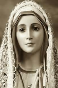 Blessed Virgin Mother Mary Statue