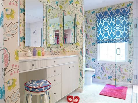 Girl's Bathroom Decorating Ideas Pictures & Tips From
