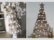 40 Ideas For a NonTraditional Christmas Tree Brit + Co