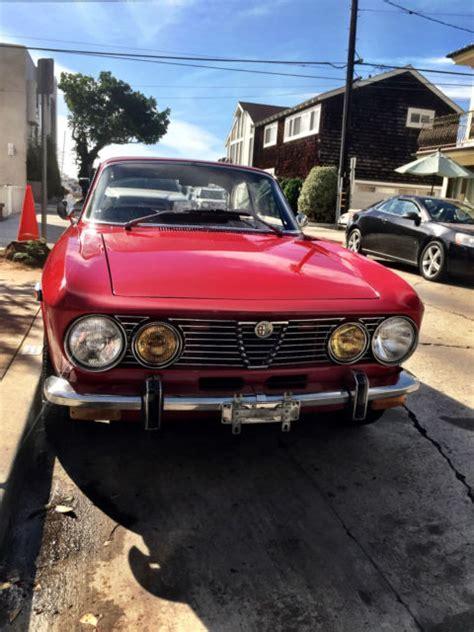 Alfa Romeo Gtv 2000  Bertone  As Original As Original