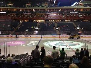 Nationwide Arena Section 104 Columbus Blue Jackets