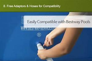 Bestway 1000gph Sand Filter Pump 58257 For Above Ground