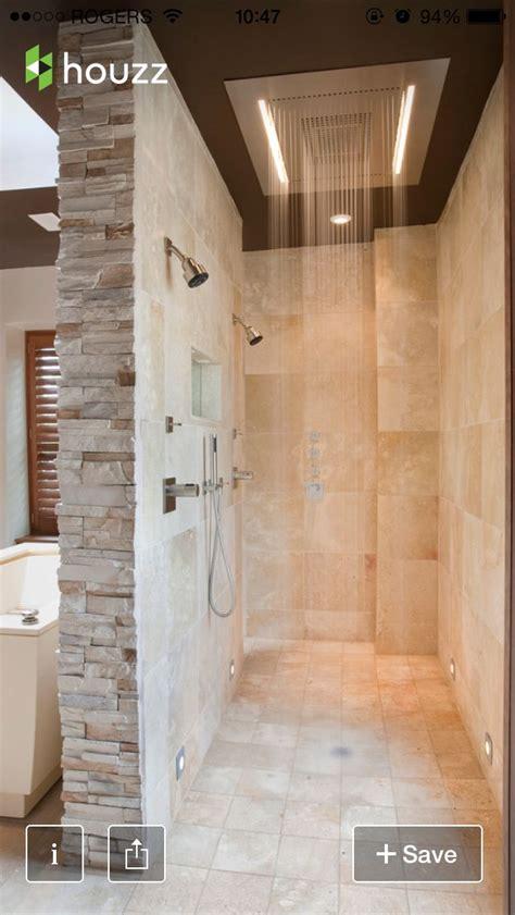 Walks In On In Shower - best 25 walk through shower ideas on rainhead