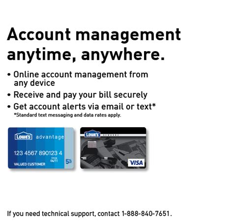 We did not find results for: Welcome to the Lowe's Credit Online Account Management ...