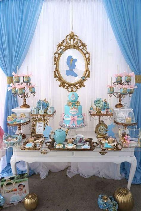 Little Mermaid Bedroom Decor by Cumplea 241 Os De Cenicienta Fiesta Infantil Tips De Madre