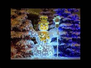 Exterior Christmas Decorations Ideas & Diy Christmas Lawn