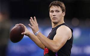 Is Josh Allen already destined to be a bust in the NFL?