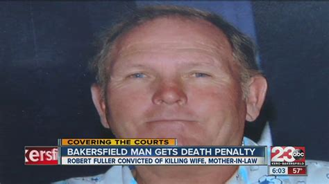 Robert Fuller Gets The Death Penalty