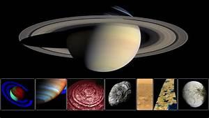 NASA - Saturn Images Showcased in New York City