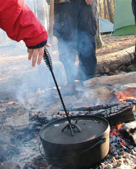 dutch oven outdoor cooking images  pinterest