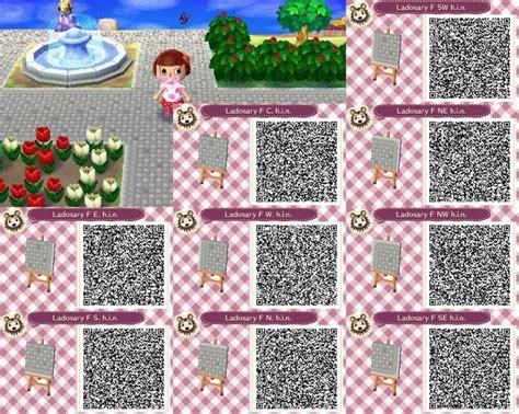 Animal Crossing New Leaf Qr By