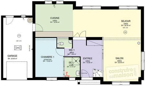 Détail Du Plan De Maison Familiale 5