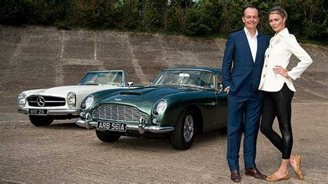 Big-budget Classic Car Show Tv Series Launched