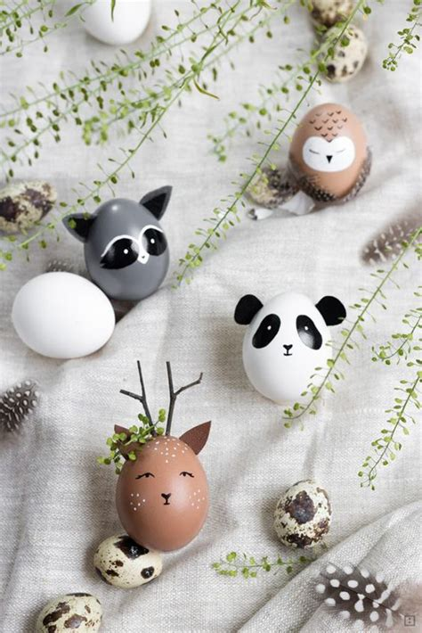 cute  modern easter eggs  surprise  kids