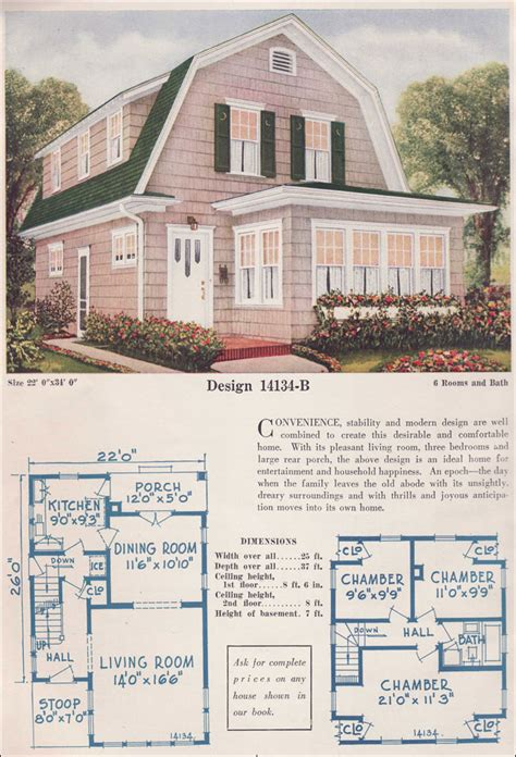 bowes   dutch colonial revival gambrel