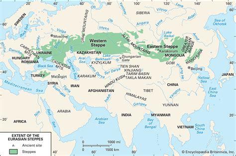 The Steppe | geographical area, Eurasia | Britannica