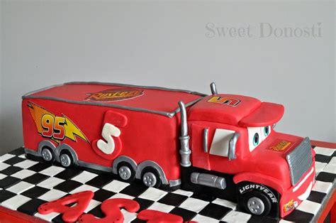 Camion Mack Cars Tarta Cami 243 N Mack De Cars Sweet Donosti Sweetdonosti Es Sweet Donosti