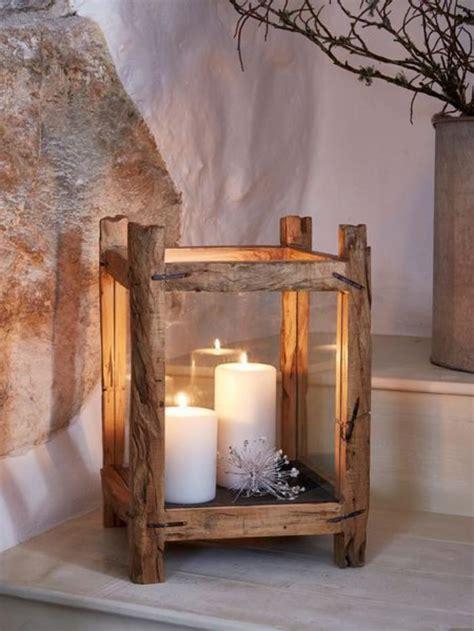 lanterne a candela la lanterne bougie un objet d 233 co classique en 45 photos