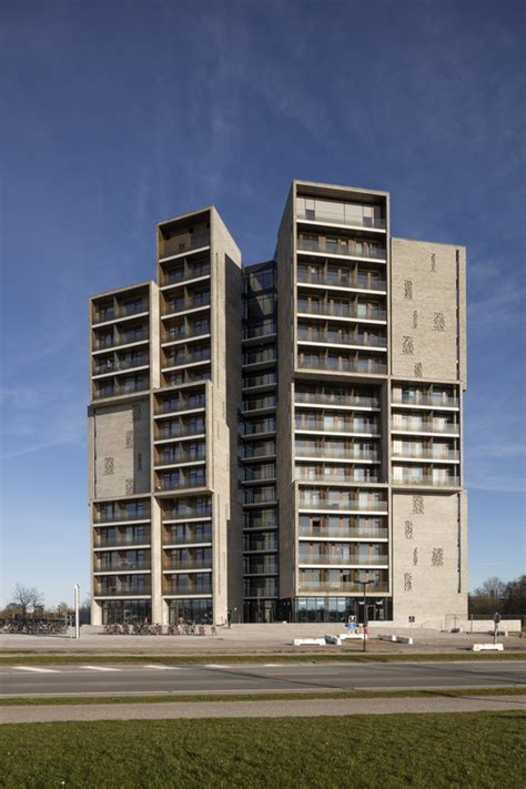 Student Appartments by Student Housing C F M 248 Ller Archdaily