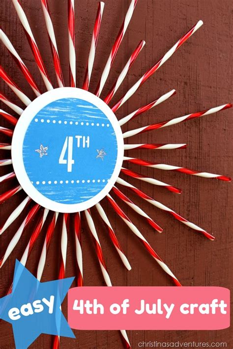 4 of july crafts easy 4th of july craft