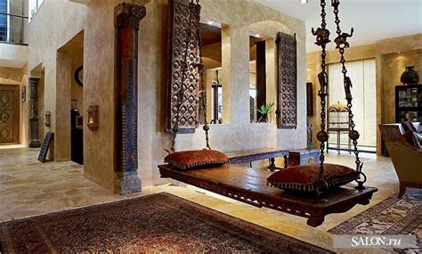 Living Room Mirrors India by Vintage Indian Swing Asian Inspiration Home Decor