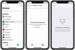 google removes passcode touch id face id lock from drive With documents app lock