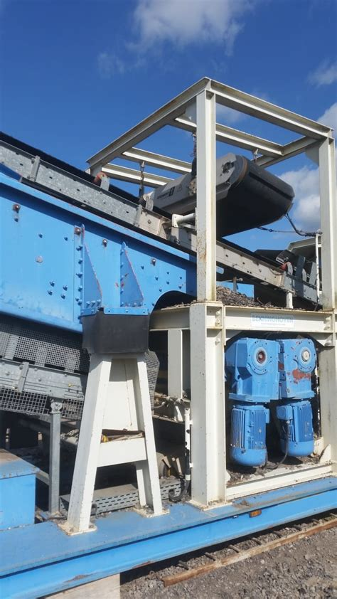 benninghoven mbrg    sale omnia machinery