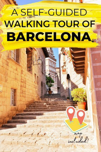 A Self-Guided Walking Tour of Barcelona for First-Time ...