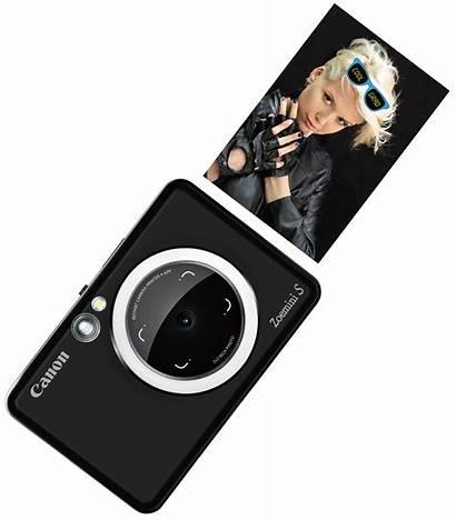 Canon Zoemini Bluetooth Sofortbildkamera Mattschwarz Camera Instant
